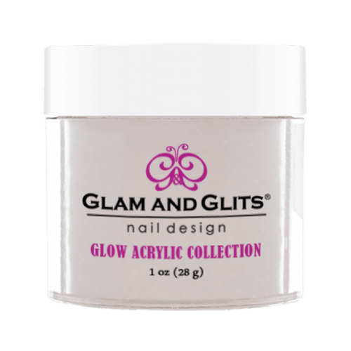 GLAM AND GLITS GLOW ACRYLIC - GL2027 CANDLELIGHT (CREAM)